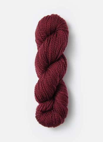 Blue Sky Fibers | Woolstok  | Cranberry Compote (1310)