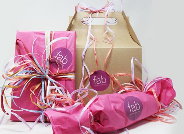Fabulous Yarn Gift Wrap