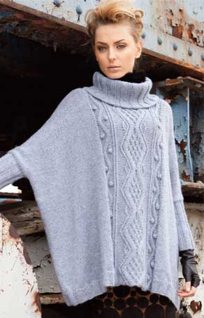 Blue Sky Knitting Patterns and Knit Kits from Blue Sky Fibers at ...