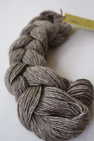 Blue Sky Metalico Yarn in Flint 1614