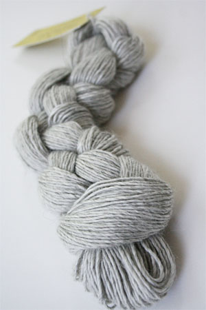 Blue Sky Metalico Yarn in 1611 Silver
