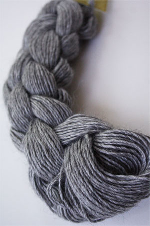 Blue Sky Metalico Yarn in platinum 1612