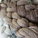 blue sky metalico yarn all natural