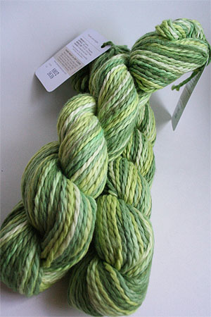 Blue Sky Alpacas Organic Dyed Cotton Yarn - 6802 gherkin