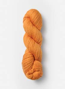 Blue Sky Fibers | Organic Worsted Cotton  | Poppy (601)