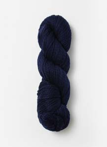 Blue Sky Fibers | Organic Worsted Cotton  | Indigo (624)