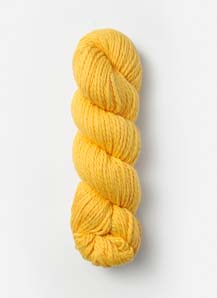 Blue Sky Fibers | Organic Worsted Cotton  | Dandelion (638)