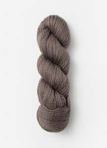 Blue Sky Fibers | Organic Worsted Cotton  | Plum Dusk (648)