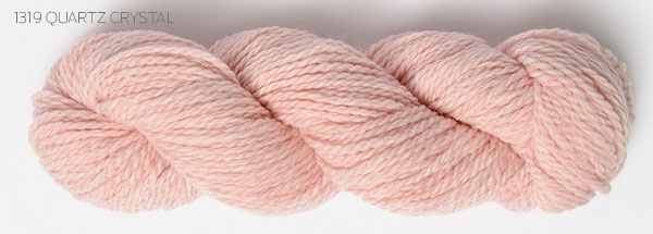 Blue Sky Fibers Woolstock Yarn Quartz Crystal (1319)