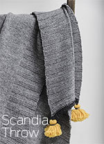 Blue Sky Kit - SCANDAL THROW