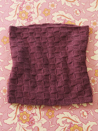 Blue Sky Royal Alpaca Pattern KIT:  Catherine Cowl