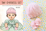 mini pattern tiny empress set