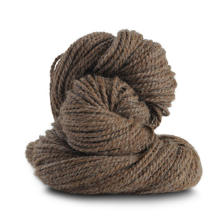 BLUE SKY BABY ALPACA 506 Natural Streaky Brown