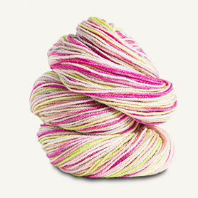 Spud and Chloe Fine Sock Yarn 7860 Tootie Fruitie