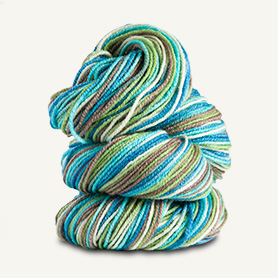 Spud and Chloe Fine Sock Yarn 7861 Mint Chip