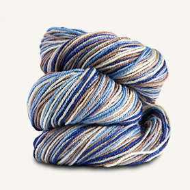 Spud and Chloe Fine Sock Yarn 7863 Blueberry Cheesecake