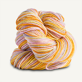 Spud and Chloe Fine Sock Yarn 7865 Orange Cream