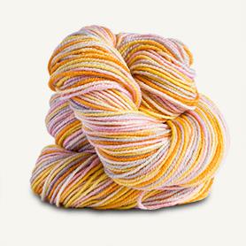 Spud and Chloe Fine Sock Yarn 7865 Orange Cream