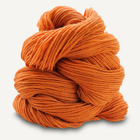 Spud and Chloe Fine Sock Yarn 7802 Clementine
