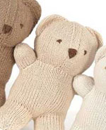 baby bear knitting pattern