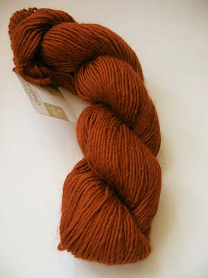 Blue Sky ALpacas suri merino alpaca yarn in 420 Autumn