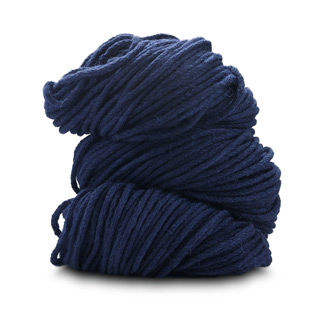 BLUE SKY WORSTED HAND DYE ALPACA/MERINO 2013 Midnight Blue