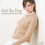 Knit so fine lace knitting book