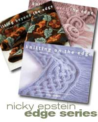 Nicky Epstein Knitting on the Edge