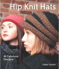 Hip Knit Hats Book