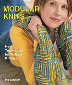 artyarns iris schreier's Modular  Knits book