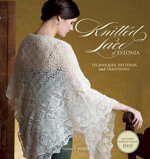 KNITTED LACE OF ESTONIA BOOK