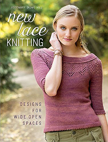 New Lace knitting By Rosemary (ROMI) Hill