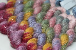 Artyarns Beaded Mohair with Sequins