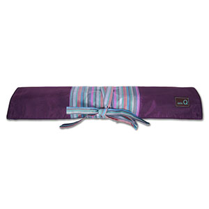 Della Q 151/161 Straight Needle Roll in 018 Purple!