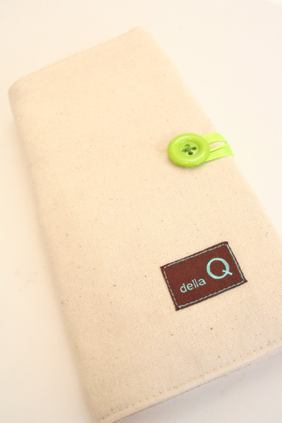 QUE  Naturals Interchangeable Needle Case