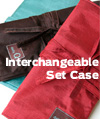 Della Q The Que Interchangeable Needle Case