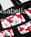 Della Q Isabella Knitting Tote