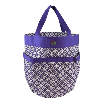 Della Q Tess Knitting caddy in Austin 107