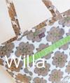 Della Q Willa Knitting Tote