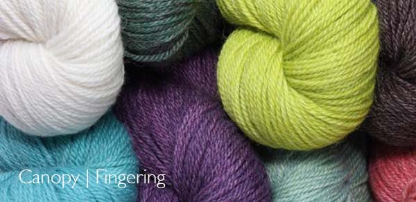 The Fibre Company - Canopy Fingering