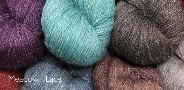 The Fibre Company Meadow Yarn (Lace)