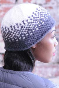 FLURRY HAT PATTERN