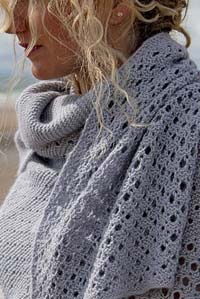 SOUTHHEAD SHAWL PATTERN
