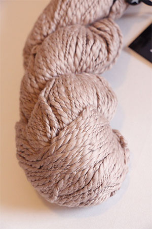 Inca Eco Organic Cotton in 625 CAFE-LAIT Joseph Galler at Fabulous Yarn