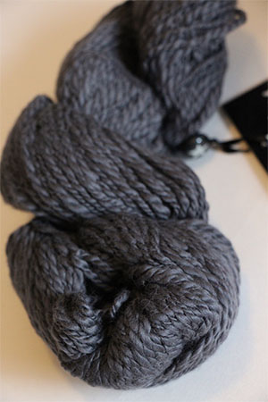 Inca Eco Organic Cotton in 626 DARK SLATE Joseph Galler at Fabulous Yarn