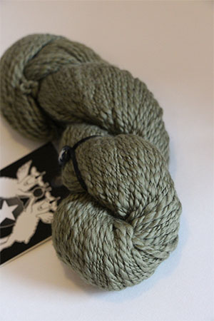 Inca Eco Organic Cotton in 635 OLIVE TREE Joseph Galler at Fabulous Yarn