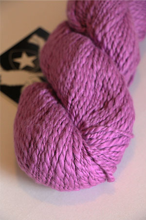 Inca Eco Organic Cotton in 629 VIBRANT VIOLET Joseph Galler at Fabulous Yarn
