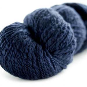 Inca Eco Organic Cotton in 607 Navy Joseph Galler at Fabulous Yarn