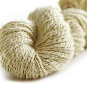 Inca Eco Organic Cotton in 609 Butter Joseph Galler at Fabulous Yarn
