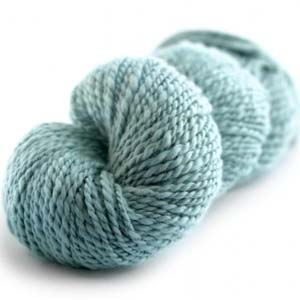Inca Eco Organic Cotton in 621 Sweet Mint Joseph Galler at Fabulous Yarn